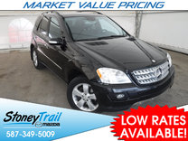 2007 Mercedes-Benz ML500 4MATIC - CLEAN & LOCAL VEHICLE HISTORY!