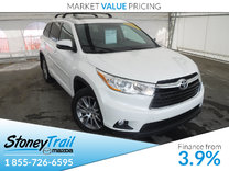 2015 Toyota Highlander XLE AWD - ONE OWNER! CLEAN CARPROOF!