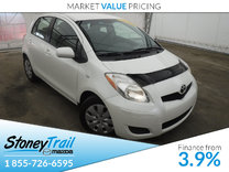 2009 Toyota Yaris LOCAL AB TRADE IN! 2 SETS TIRES!