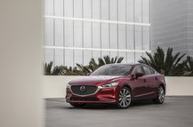 SIX WAYS THE 2018 MAZDA6 ENHANCES THE DRIVING EXPERIENCE