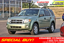 2008 Ford Escape XLT 4WD V6 *Great Shape*