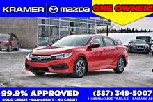 2017 Honda Civic EX *Like New*