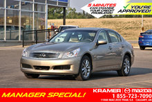 2009 Infiniti G37X Immaculate Condition!!