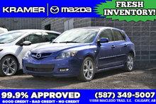 2008 Mazda Mazda3 GT LOW KMS