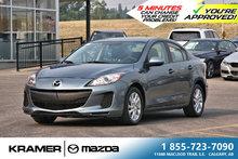 2012 Mazda Mazda3 GX with Bluetooth and Remote Starter