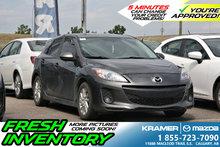 2012 Mazda Mazda3 GS w/6-Speed Manual & Bluetooth