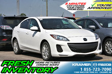 2013 Mazda Mazda3 GS w/Heated Seats & Bluetooth