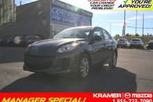 2013 Mazda Mazda3 GX w/Cruise & Bluetooth