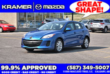 2013 Mazda Mazda3 GX w/Convenience Package & Bluetooth