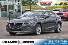 2014 Mazda Mazda3 GT with Navigation & BOSE