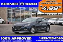 2015 Mazda Mazda3 GS w/Manual Transmission