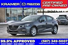 2015 Mazda Mazda3 GX w/Comfort Package