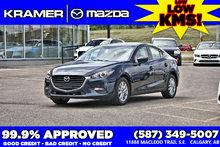 2017 Mazda Mazda3 SE Package w/Back-up camera & Bluetooth