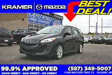 2017 Mazda Mazda5 GT *Manager Special*