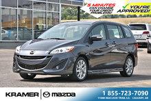 2017 Mazda Mazda5 GT *Hail Special*