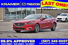 2016 Mazda Mazda6 GT *Prior model clear-out*