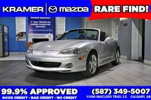 2001 Mazda Miata SE 6MT Convertible