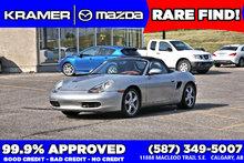 2001 Porsche Boxster Convertible **Topless Sale**
