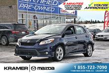 2014 Toyota Matrix SPORT