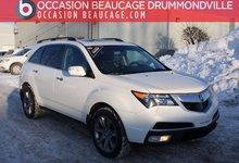 Acura MDX 2011 SH ELITE AWD - NAVIGATION/GPS - CUIR - TOIT!!