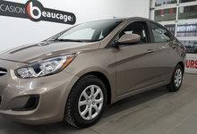 Hyundai Accent 2014 GL+ SIEGES CHAUFFANTS + REGULATEUR DE VITESSE