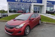 Hyundai Elantra 2013 GL*AC*CRUISE*BLUETOOTH*SIEGE CHAUFFANT*MAGS