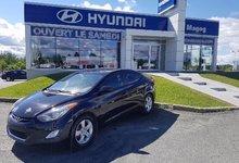 Hyundai Elantra 2013 GLS*AC*CRUISE*BLUETOOTH*TOIT *SIEGE CHAUFFANT*