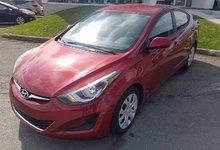 Hyundai Elantra 2015 GL AC CRUISE BLUETOOTH SIEGE CHAUFFANT 1 PROPRIO