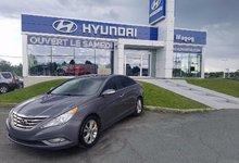 Hyundai Sonata 2012 LIMITED*CUIR*AC*CRUISE*TOIT*BLUETOOTH*SIEGE CHAUFF