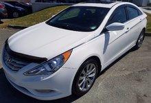 Hyundai Sonata 2013 SE TOIT CUIR BLUETOOTH CRUISE AC SIEGE CHAUFF