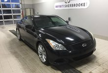 Infiniti G37 Coupe 2008 G37 SPORT COUPE