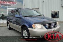 Kia Sedona 2003 EX ** climatisation / regulateur de vitesse **