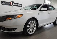 Lincoln MKS 2014 3.5L EcoBoost, cuir, navigation, AWD