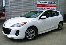 Mazda 3 Sport 2013 GS SKYACTIV-TOIT OUVRANT CUIR SIÈGES CHAUFFANTS