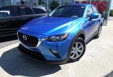 Mazda CX-3 2016 SKYACTIV SEULEMENT 4000 KM, GARANTIE COMPLETE 5ANS
