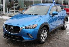 Mazda CX-3 2016 GS*BLUETOOTH*AC*CAM RECUL*SIEGES CHAUFF*CRUISE