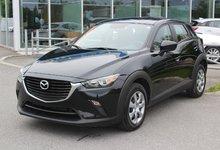 Mazda CX-3 2016 GX*AC*BLUETOOTH*CRUISE*CAM RECUL*GR ELEC*USB*AUX*