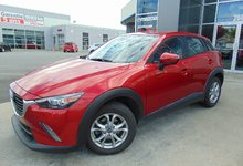 Mazda CX-3 2016 GS-LUXE AWD 26000KM CUIR TOIT OUVRANT BLUETOOTH