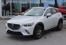 Mazda CX-3 2017 GT*TECH*AWD*NAV*CAM*CUIR*TOIT*AC*BLUETOOTH*BOSE