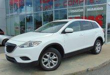 Mazda CX-9 2013 GS AWD,7 PASSAGERS,   ECRAN TACTILE,