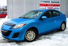 Mazda Mazda3 2010 CLIMATISEUR AUTOMATIQUE PNEUS D'HIVER