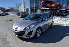 Mazda Mazda3 2010 GT SPORT*TOIT*CUIR*BLUETOOTH*SIEGES CHAUFF*BI-ZONE