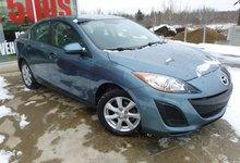 Mazda Mazda3 2011 GS BLUETOOTH CLIMATISEUR PNEUS D'HIVERS