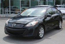 Mazda Mazda3 2011 GX*AUTOMATIQUE*AC*GR ELEC*CD MP3*AUX