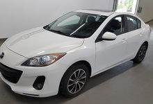Mazda Mazda3 2012 GS-SKY, cuir, toit ouvrant, sièges chauffants