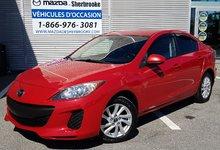 Mazda Mazda3 2013 GS 100700KM SKY ACTIVE BLUETOOTH CLIMATISEUR