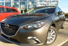 Mazda Mazda3 2014 GS-SKY SIEGES CHAUFFANTS ECRAN TACTILE