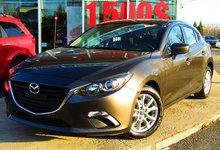 Mazda Mazda3 2014 GS-SKY CAMERA DE RECUL ,SIEGES CHAUFFANTS