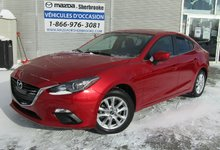 Mazda Mazda3 2014 19000KM AUTOMATIQUE GARANTIE PROLONGÉE