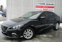 Mazda Mazda3 2014 GX SKYACTIV 34000KM AUTOMATIQUE CLIMATISEUR MAGS